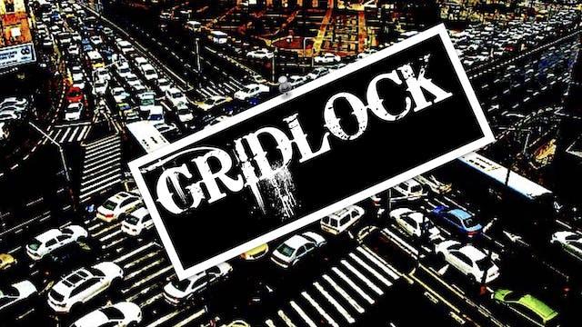 GRIDLOCK - A CARD FOLD
