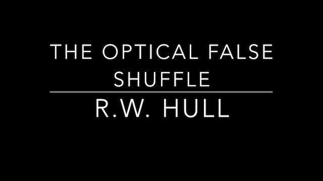 OPTICAL FALSE SHUFFLE