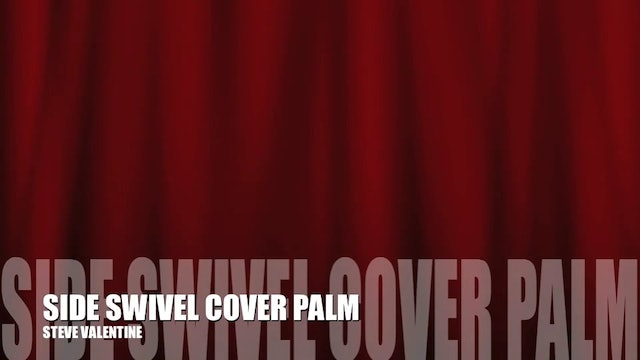 20 C2P SIDE SWIVEL COVER PALM