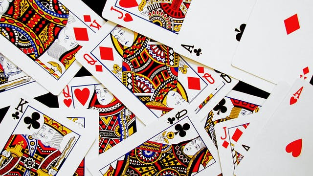 10 VALENTINE'S SUPER DIMINISHING CARDS