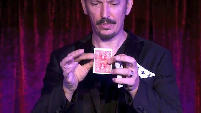 60 C2P IMP ROUTINES TRAVELLING CARDS