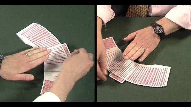 Finding a Card in Any Position