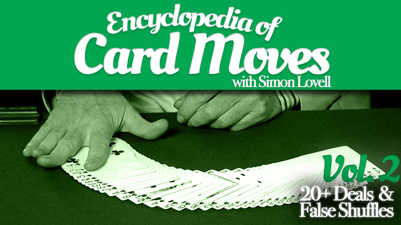 Encyclopedia of Card Moves: Volume 2