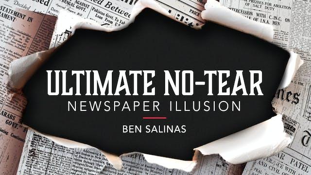 Ultimate No Tear Newspaper Full Volume - Download