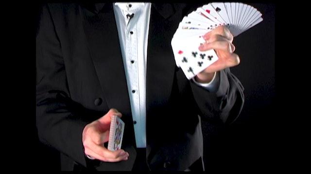 One Handed Fan