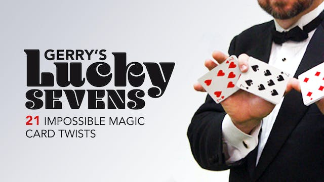 Gerry's Lucky Sevens with Gerry Griffin Full Volume - Download