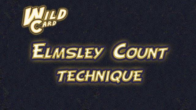Elmsley Count Technique - Wild Card A...