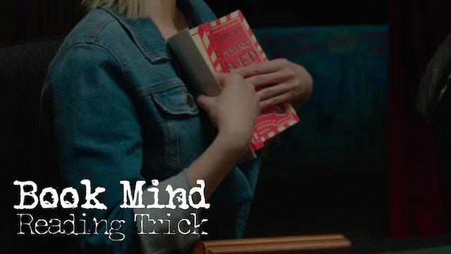 Book Mind Reading - Secret