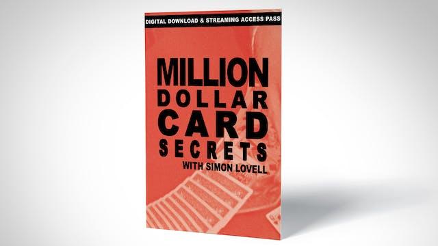 Million Dollar Card Secrets with Simon Lovell