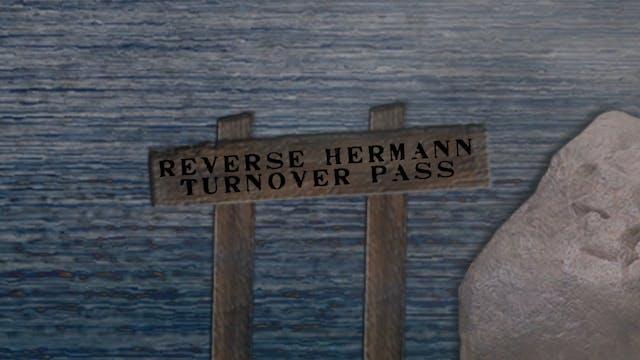 Reverse Hermann Turnover Pass