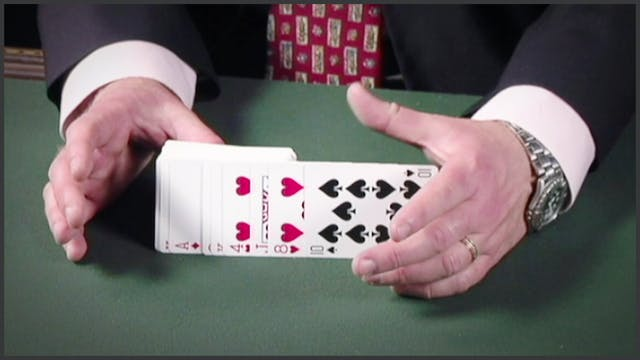 Retaining Cards at the Bottom
