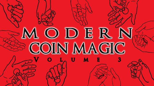 Modern Coin Magic Volume 3 Full Volume - Download
