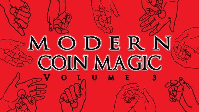 Modern Coin Magic Volume 3 Instant Do...