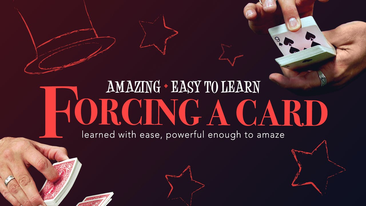 Amazing Series: Forcing A Card