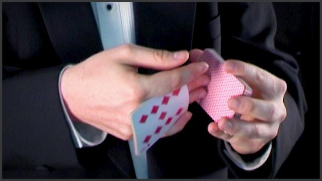 Eddy Ray Card Trick