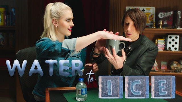 Water to Ice - Performance