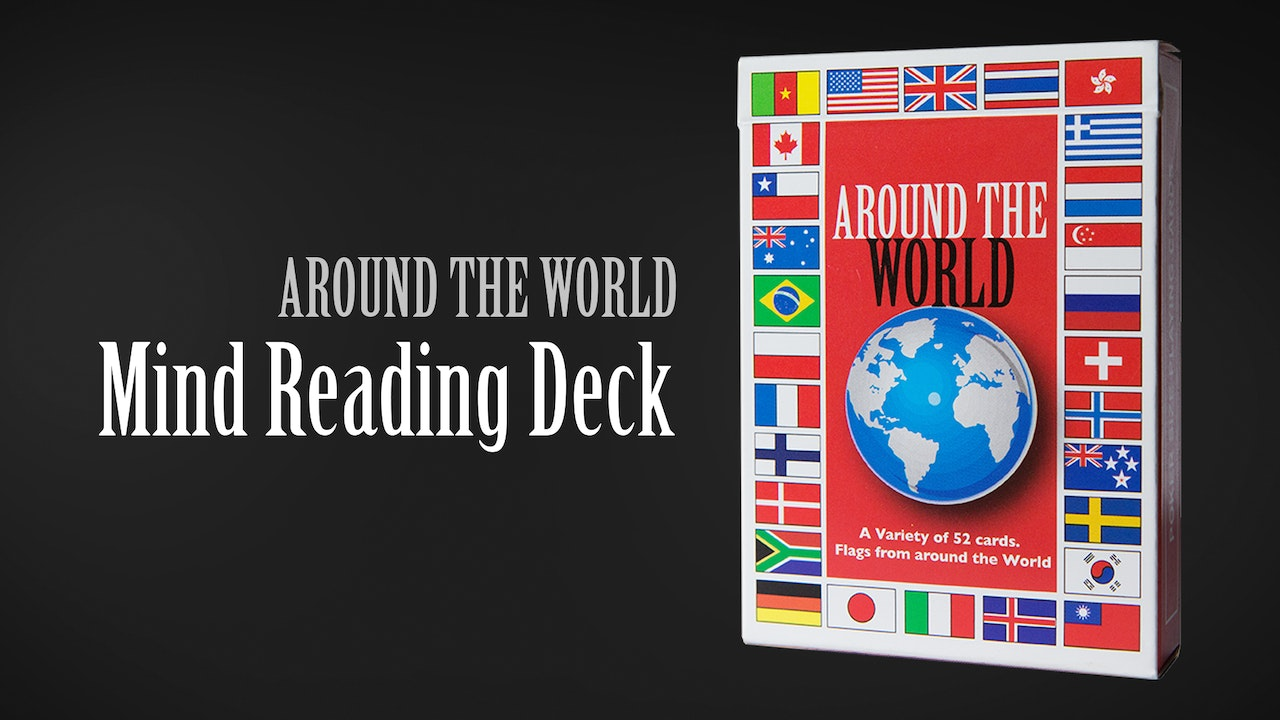 Around the World - The Complete Course on MasterMagicTricks.com