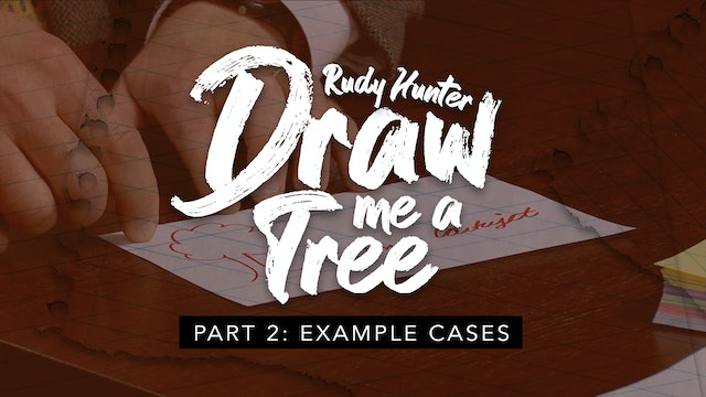 Draw Me a Tree: Example Cases