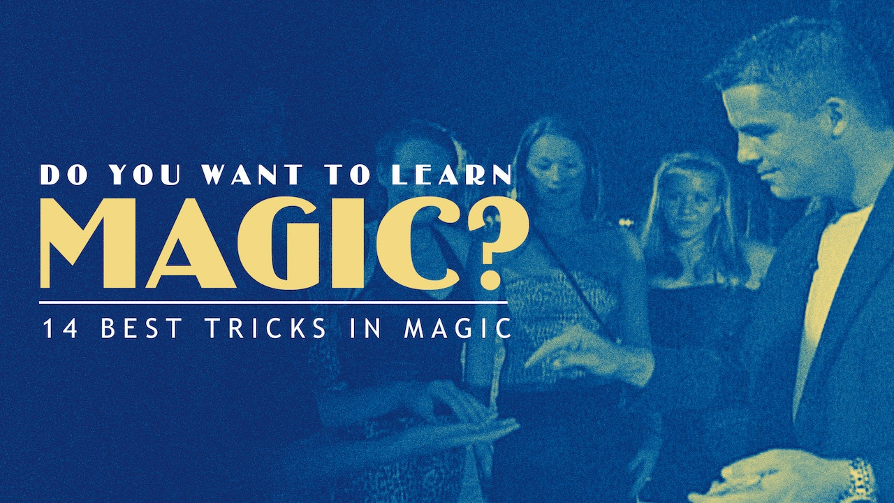 Do You Want to Learn Magic?