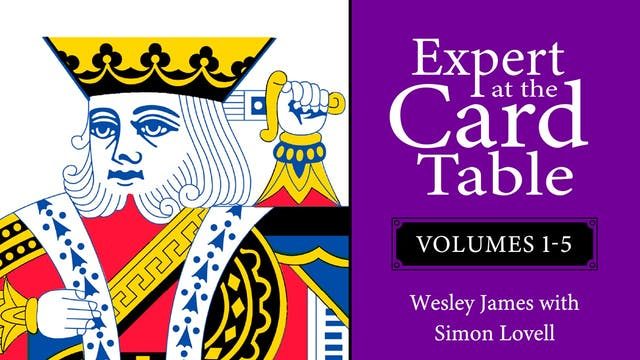 Expert at the Card Table - Instant Download