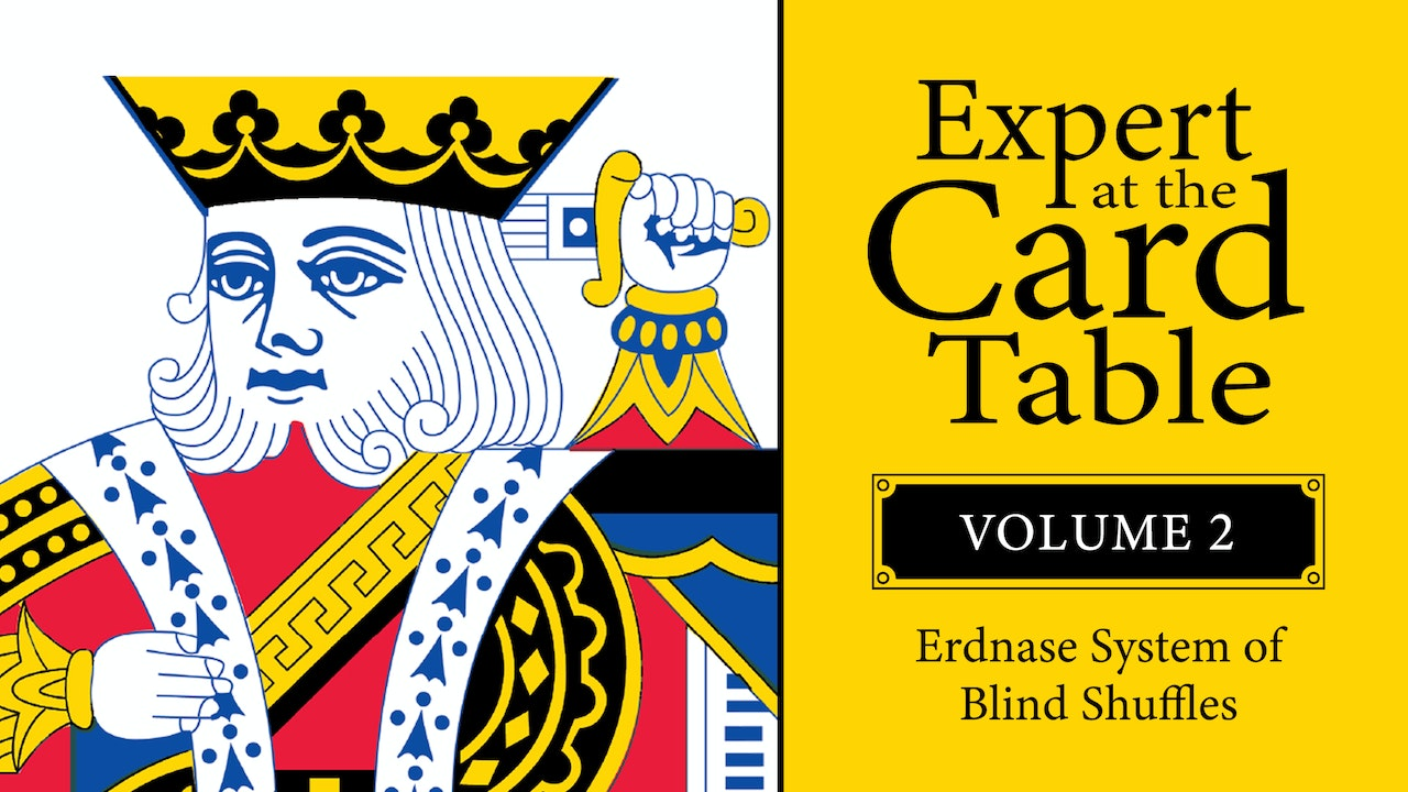 Expert at the Card Table: Volume 2