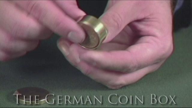 The German Coin Box