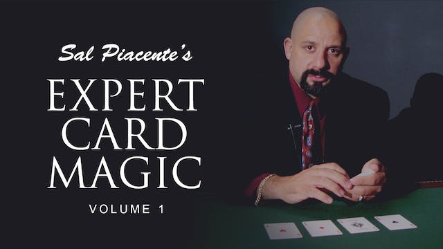 Expert Card Magic Volume 1 Full Volume - Download