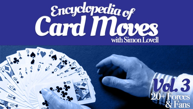 Encyclopedia of Card Moves: Volume 3