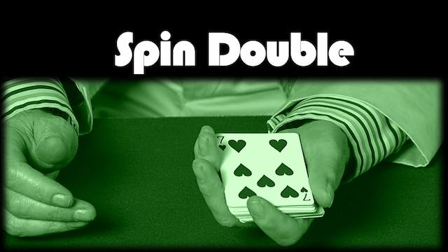 Spin Double