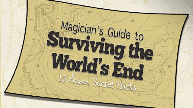 The Magician's Guide to Surviving the World's End Full Volume - Download