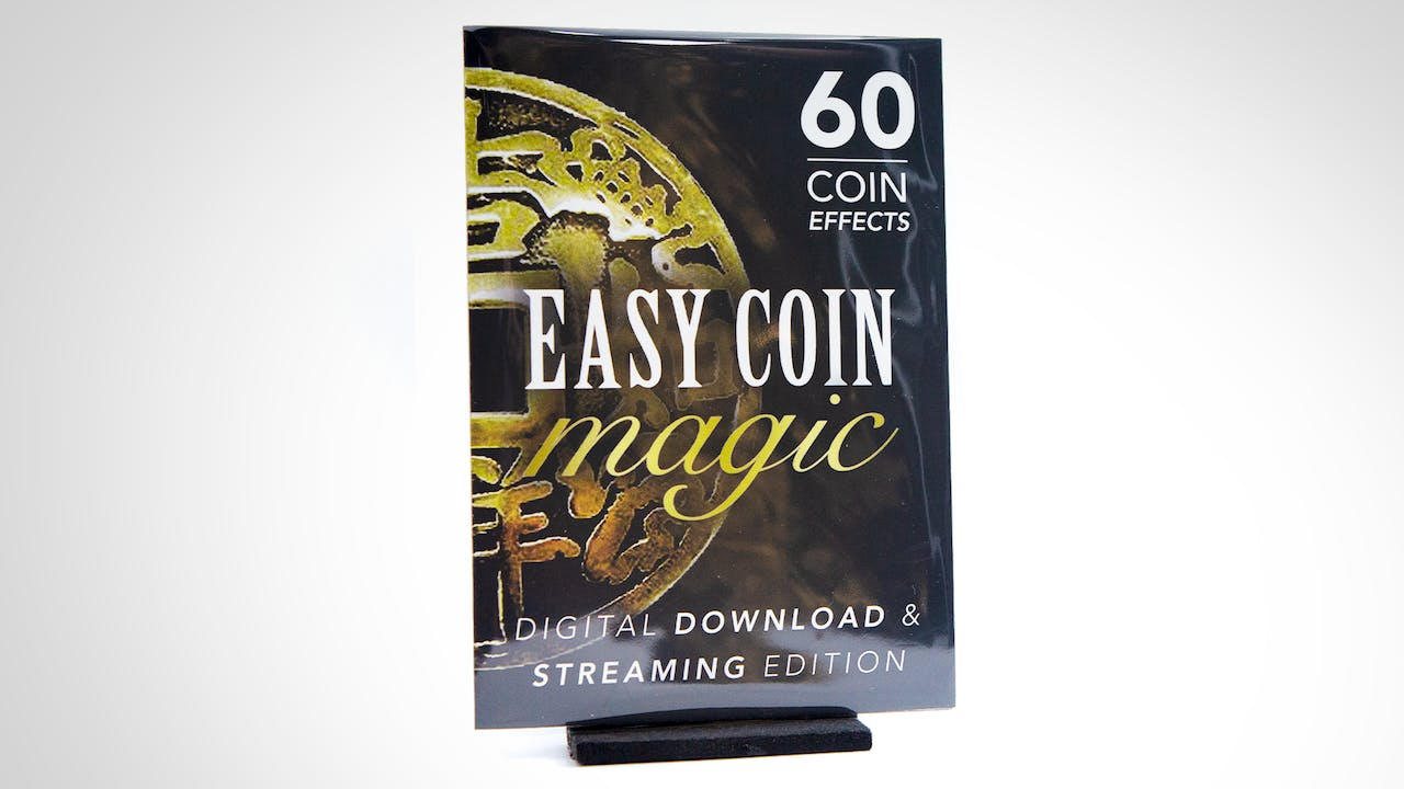 Easy Coin Magic - 60 Coins Effect Included