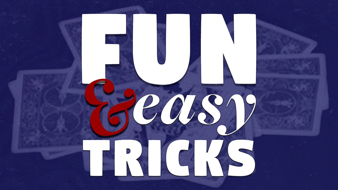 Fun & Easy Card Tricks