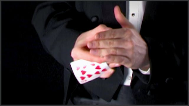 Producing Cards in 2 Hands