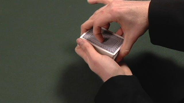 Eddy Rays Card Jump