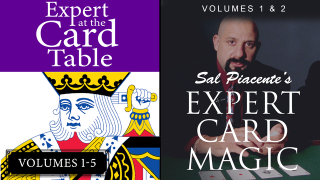 Expert at the Card Table Download Only
