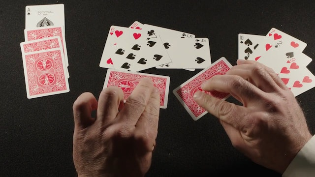 Learn Game of Aces