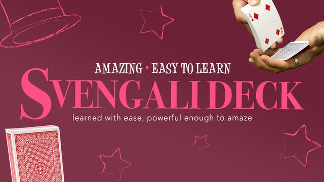 Amazing Series: The Svengali Deck Full Volume - Download