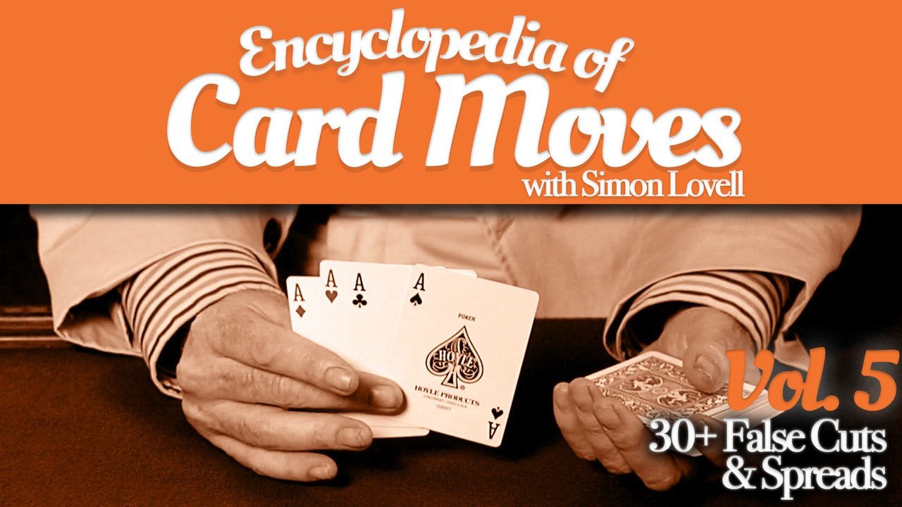 Encyclopedia of Card Moves: Volume 5