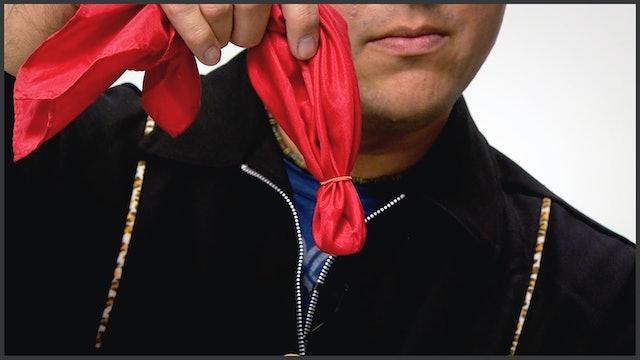 Vanishing an Object in a Silk