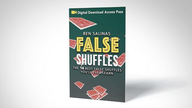 False Shuffles with Ben Salinas