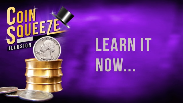 Coin Squeeze Learning