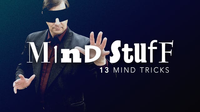 Paul Hallas' Mind Stuff - Mind Reading & Mentalism
