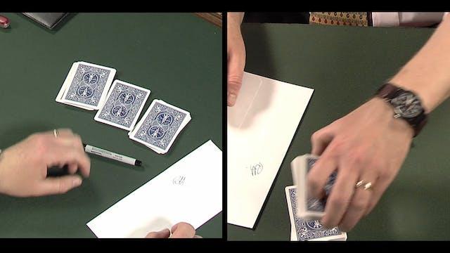 Mental Card Mystery