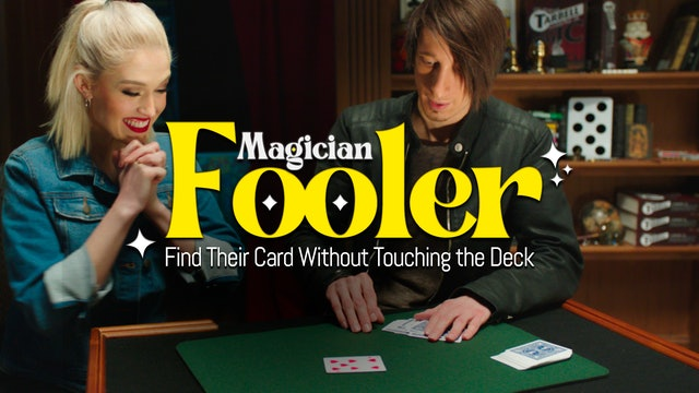 Magician Fooler - Performance
