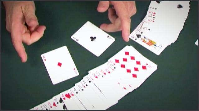 Two Marked Card Force