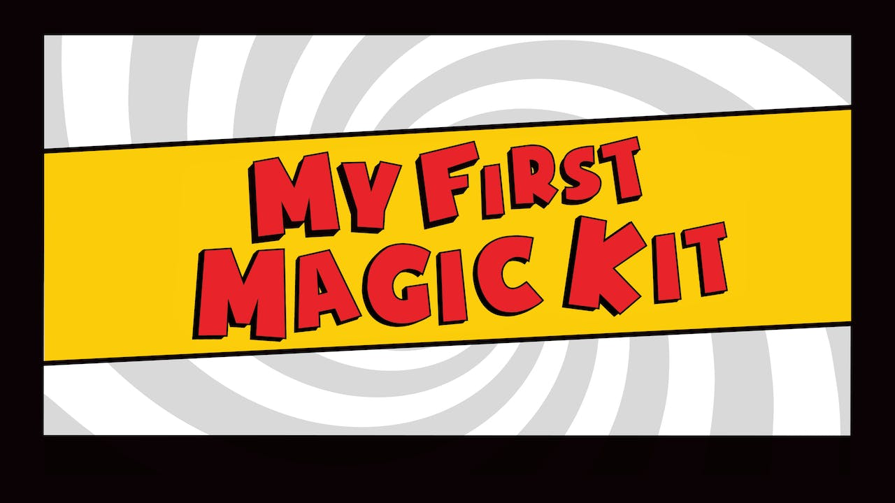 My First Magic Trick Kit
