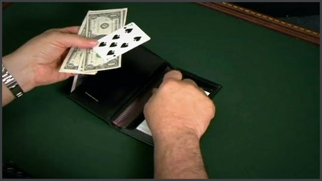 Easy Card to Wallet