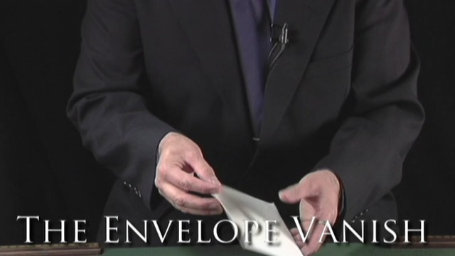 The Envelope Vanish