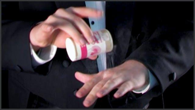 Powdering Your Hands