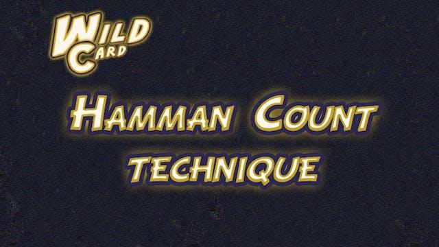 Hamman Count Technique - Wild Card Ad...